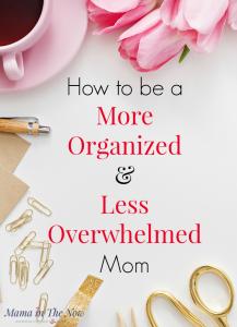 Organized mami